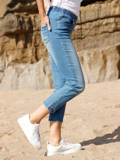 3/4 Jeans Lotta Slim