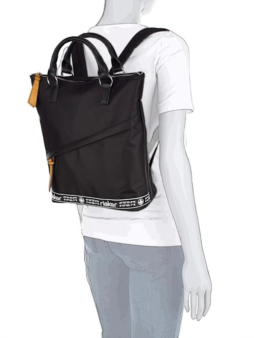 Ryggsäck i nylon av hög kvalitet
