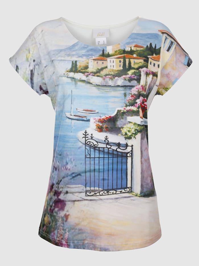 Shirt mit Motivdruck