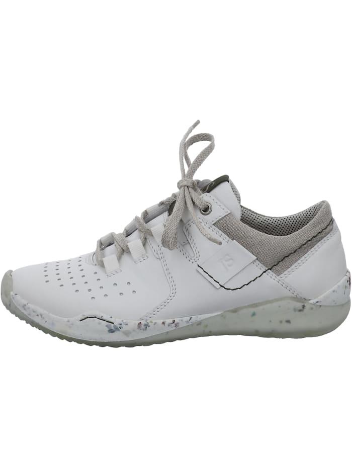 Josef Seibel Damen-Sneaker Ricky 18, offwhite