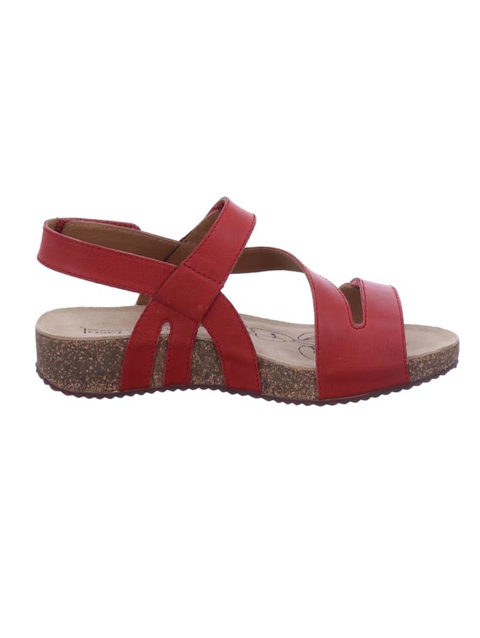 Damen-Sandale Tonga 53, rot