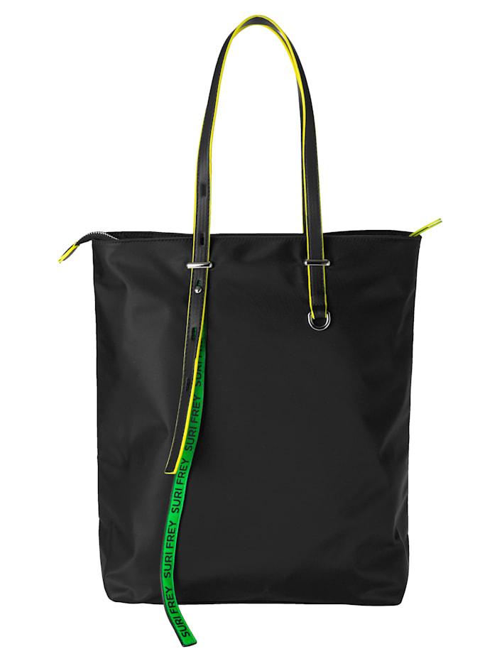 Väska med dekorativa SURI FREY-band