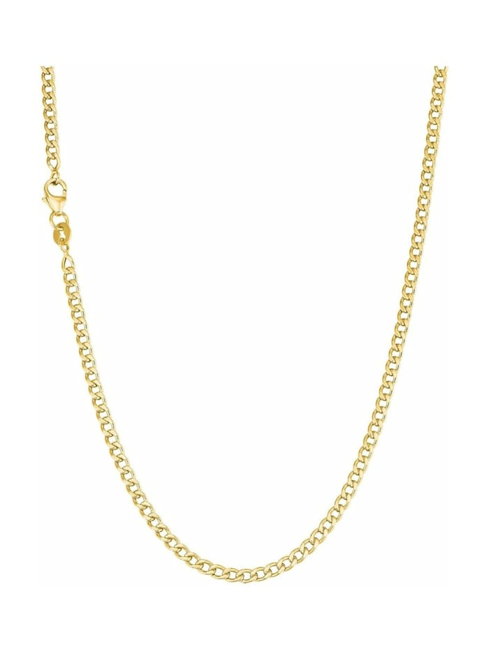 amor Collier Unisex, Gold 375, Gold