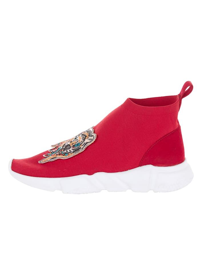 Sock-Sneaker Sock-Sneaker