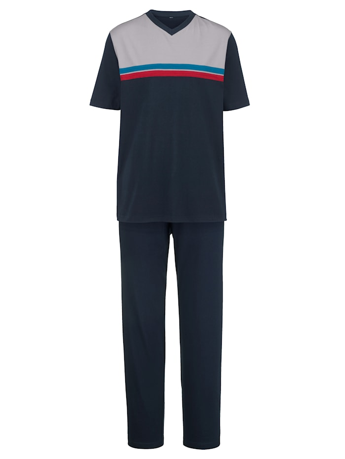Pyjama van organic cotton