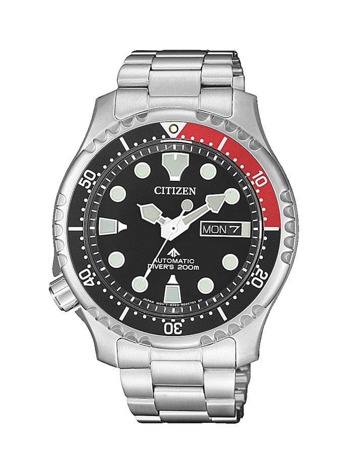 Citizen Automatisch herenhorloge NY0085-86EE, Zilverkleur