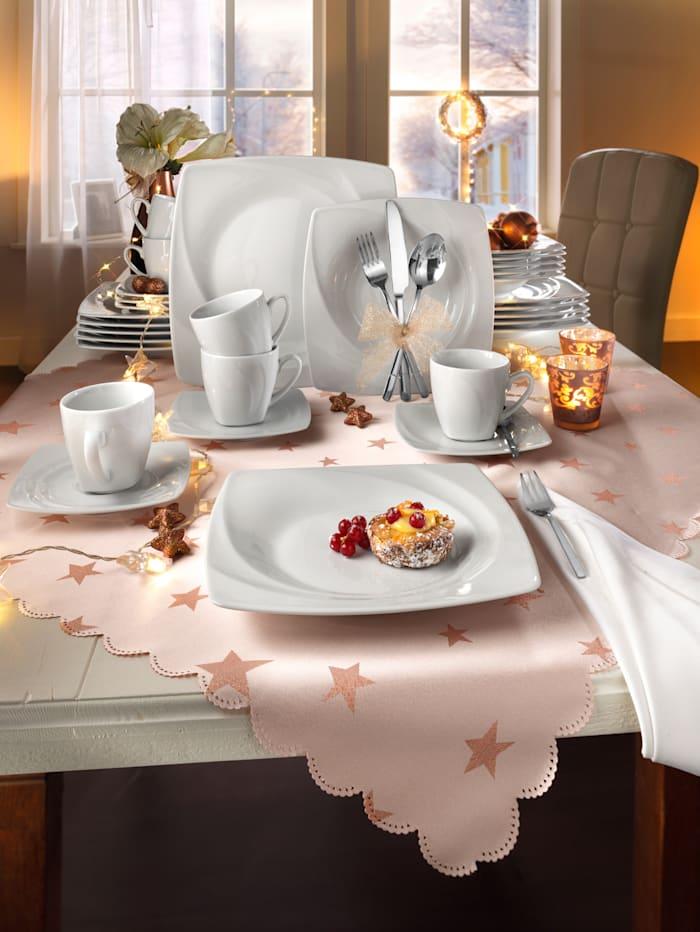 Kaffeservis i 18 delar