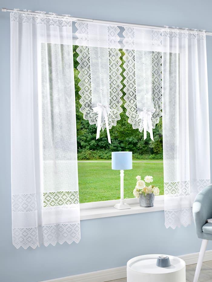 Fenster- und Türbehänge 'Maren' im 2er-Pack