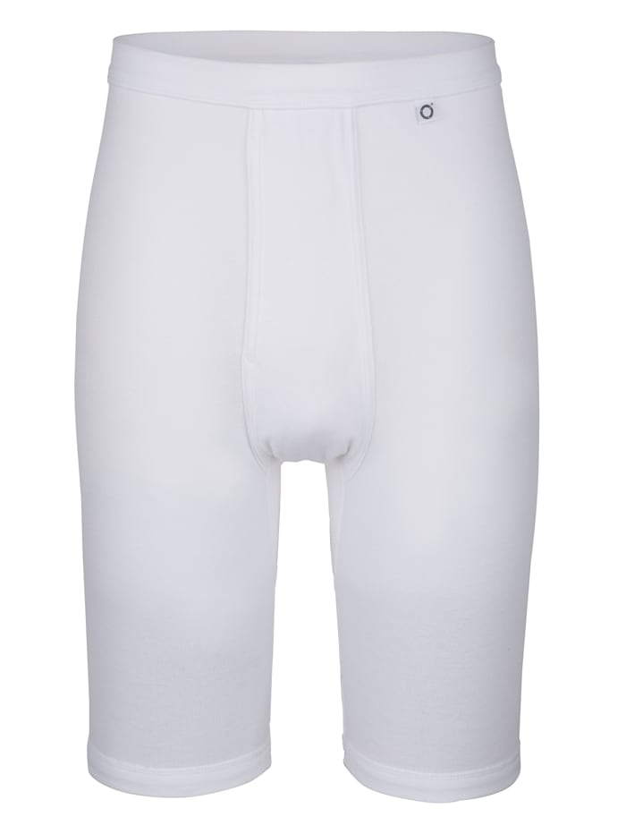 Boxers longs en pur coton biologique Lot de 2