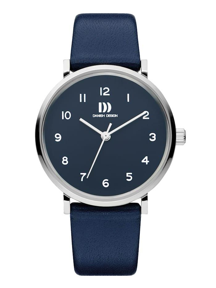 Danish Design Damenuhr 3324635, Blau