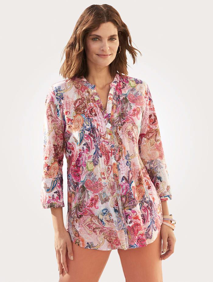 Longline blouse