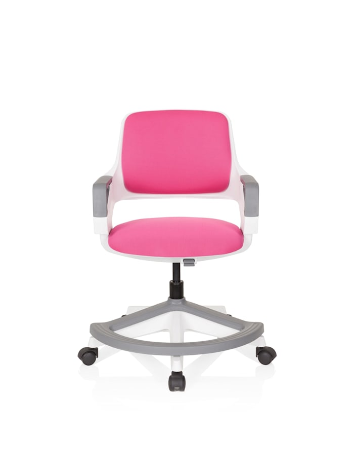 hjh OFFICE Kinderdrehstuhl KID FLEX, Pink