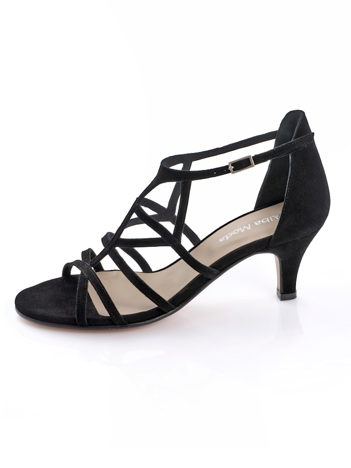 Sandále v ženskom dizajne