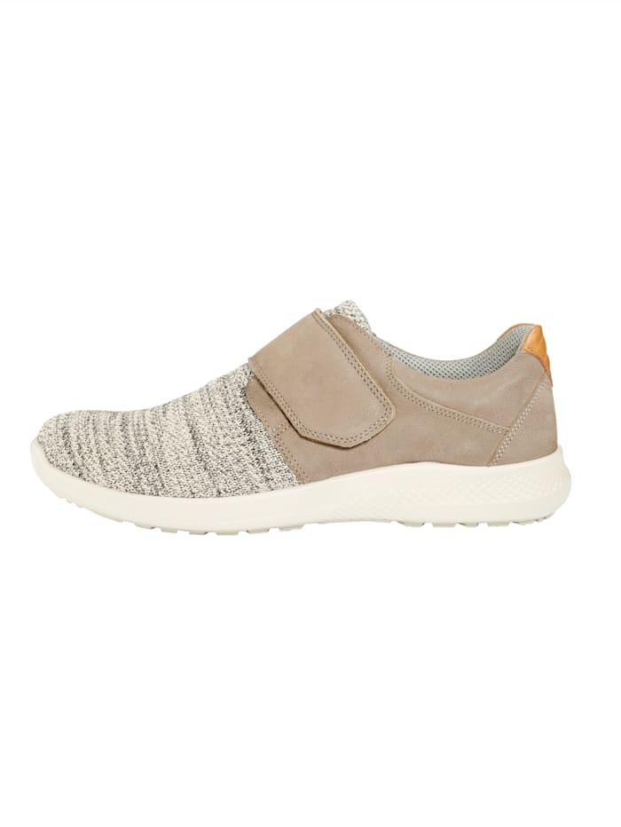 Slipper obuv se super strečovým textilem