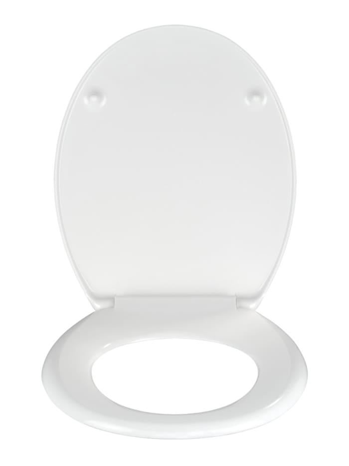 WC-Sitz Orchid, aus antibakteriellem Duroplast