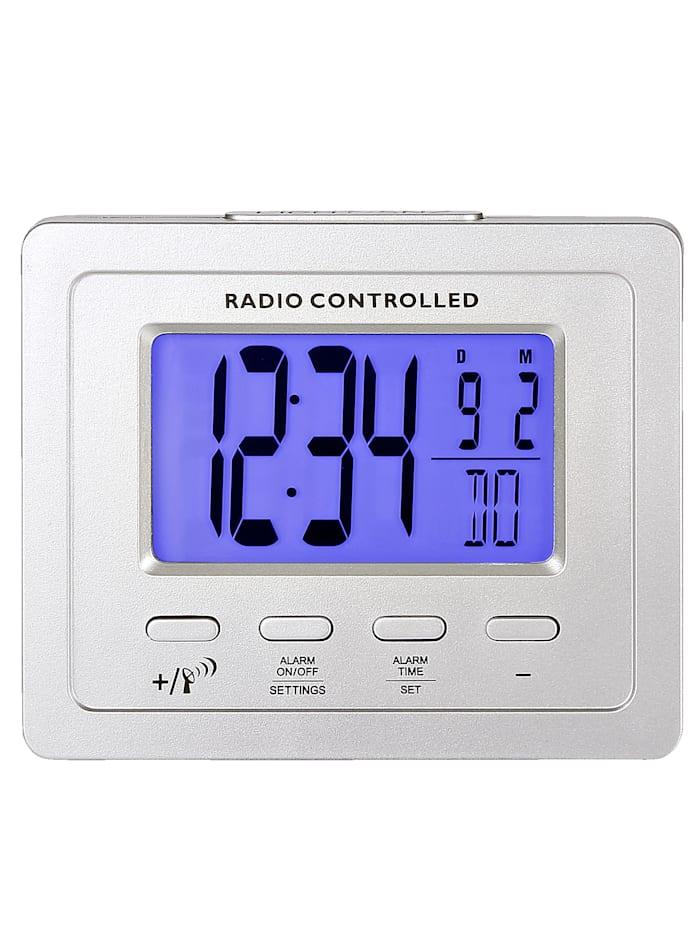 Radiokontr. vekkerklokke