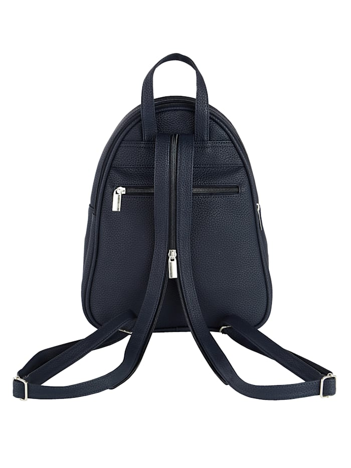 Backpack made from a premium fabric