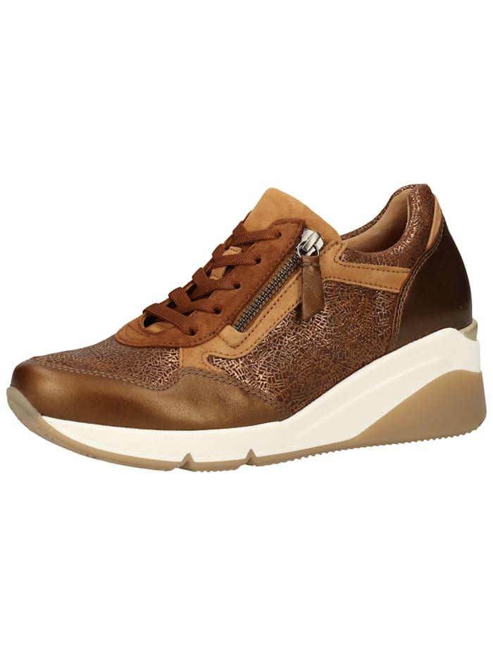 Gabor Gabor Sneaker, Marone