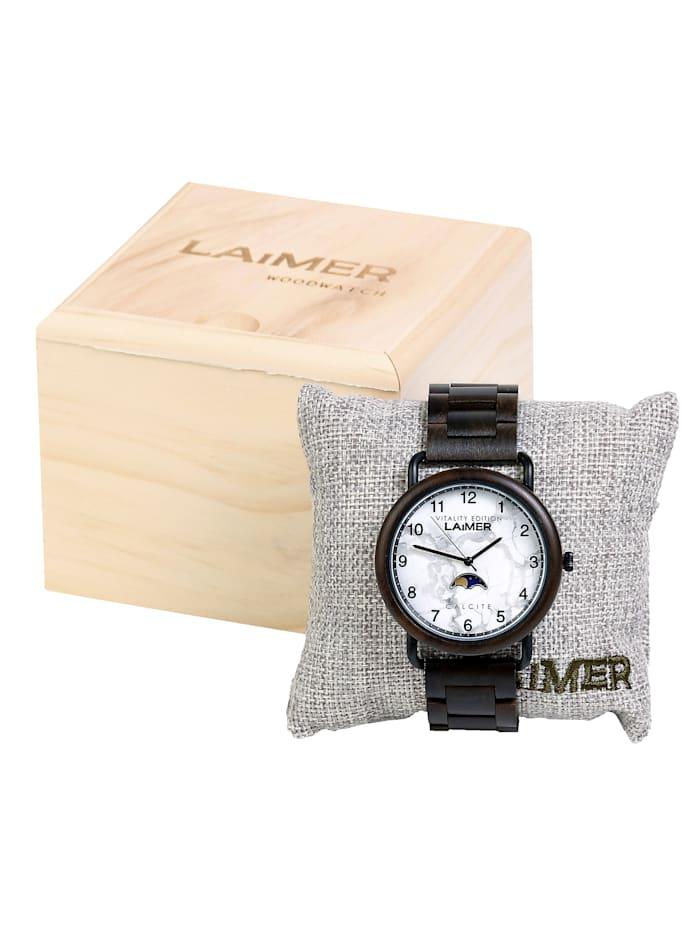 Laimer Herrenuhr 0124, Braun