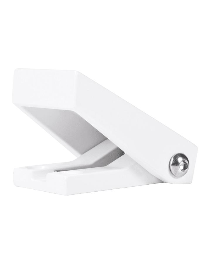 DS Produkte Fensterschnapper, weiß - 1 Stück