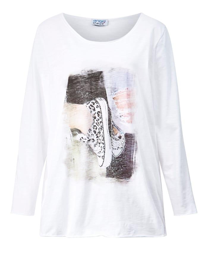Tričko s modernou potlačou