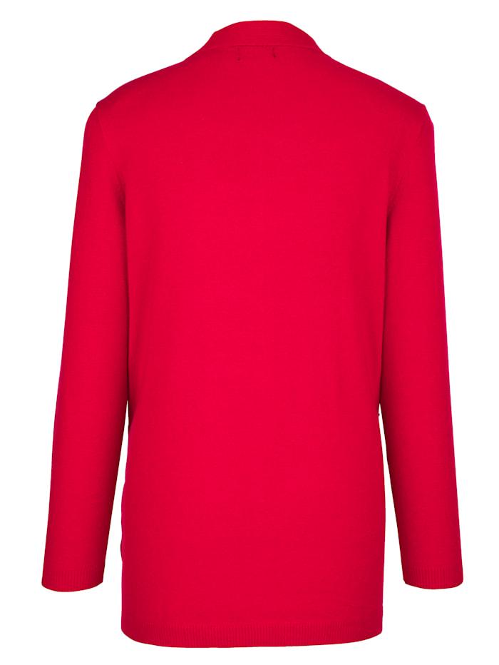2-in-1-trui met siersteentjes