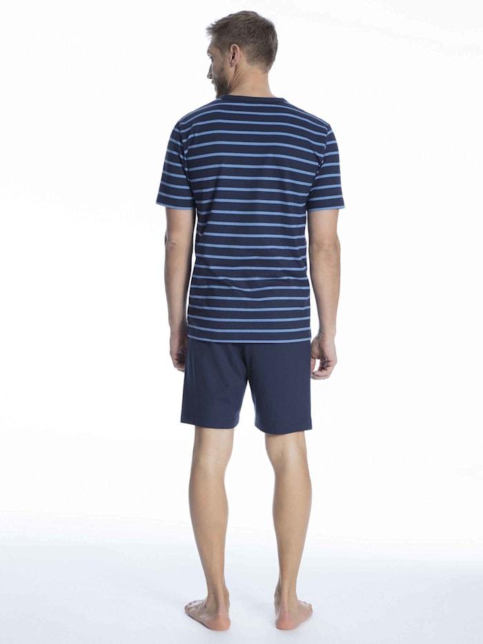 Kurz-Pyjama Made in Europe