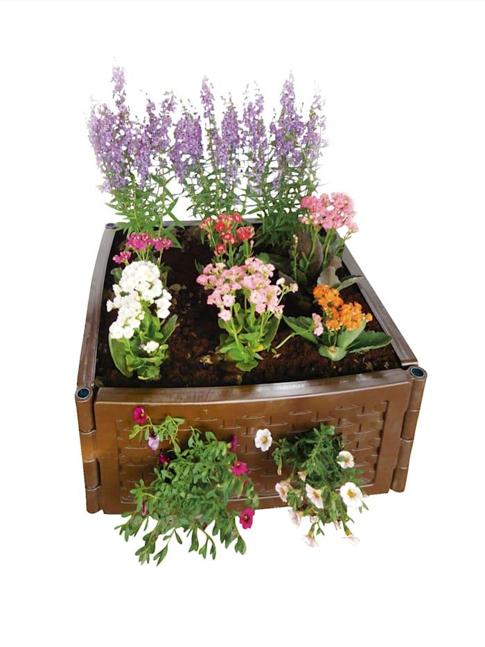 Set van 3 plantenbakken
