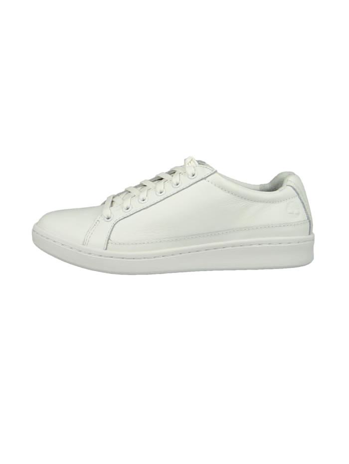 Timberland A1MTB Damen White Weiß San Francisco Flavor Oxford Sneaker, White