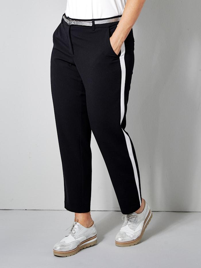 Pantalon stretch longueur cheville