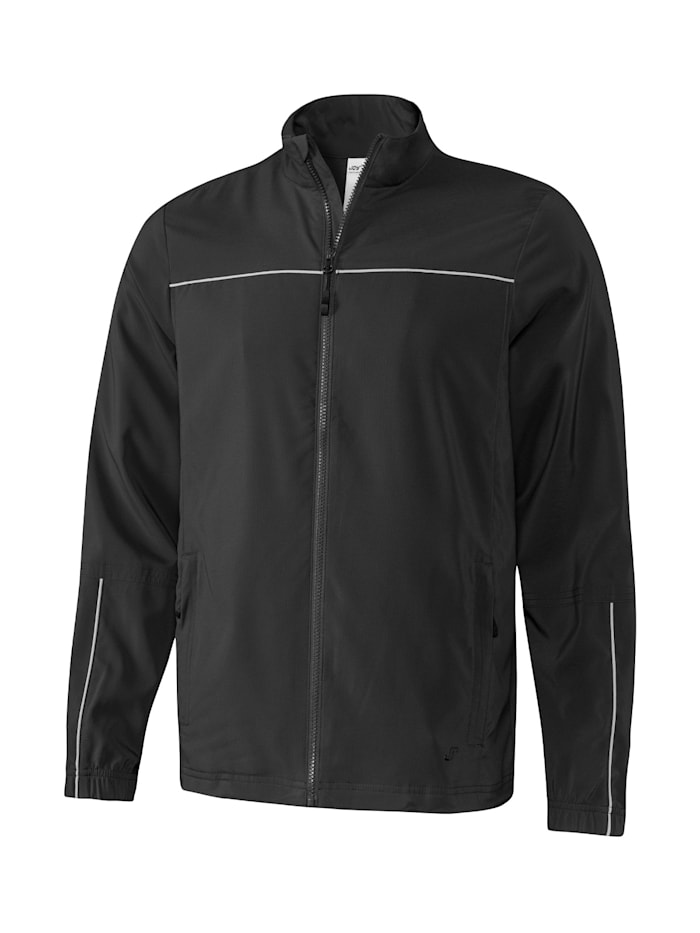 JOY sportswear Sportjacke KIRAN, black