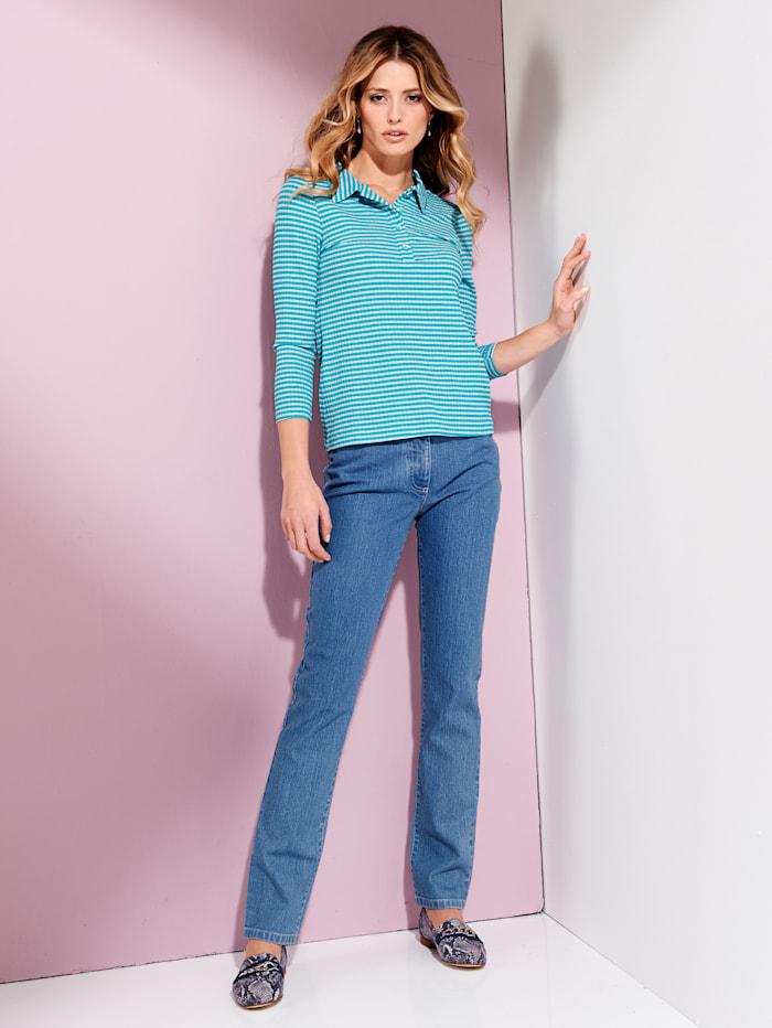 Artigiano Jeans, Blau