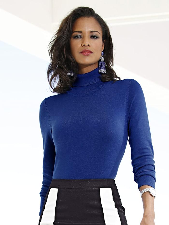 AMY VERMONT Coltrui van comfortabel stretchmateriaal, Royal blue