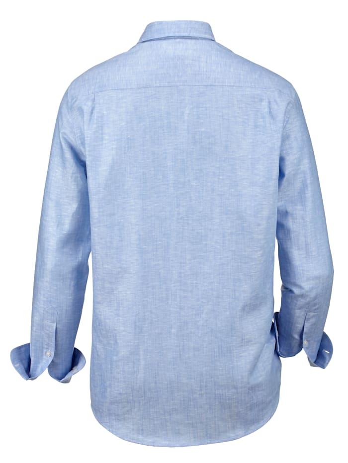 Skjorta med stretch