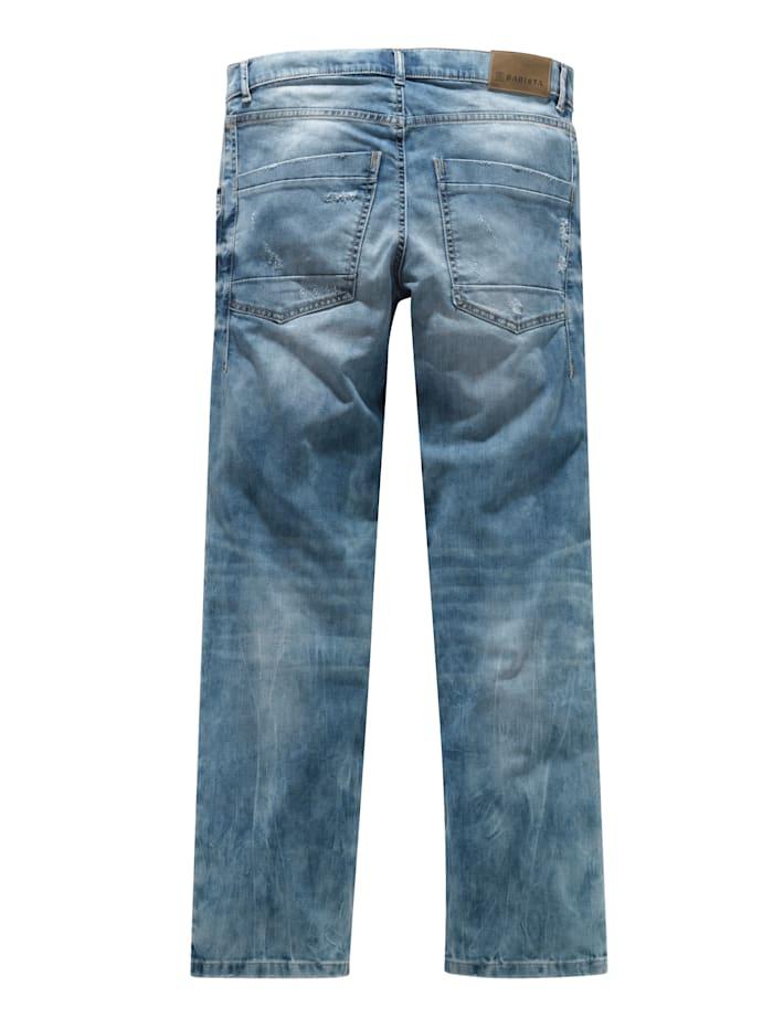 Jeans met modieuze details