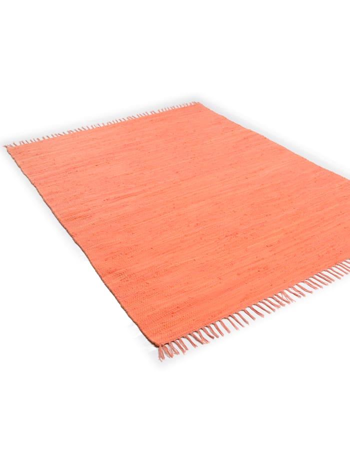 Handwebteppich Ulli