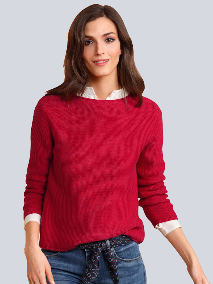 Pullover in cleaner Form