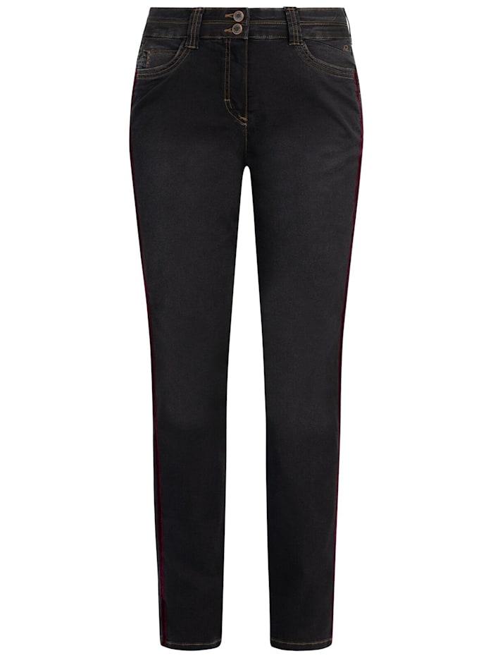 RECOVER Pants Hose, Black-Black