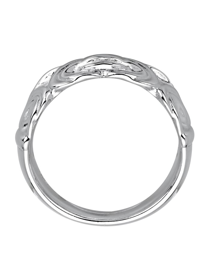 Damenring in Silber