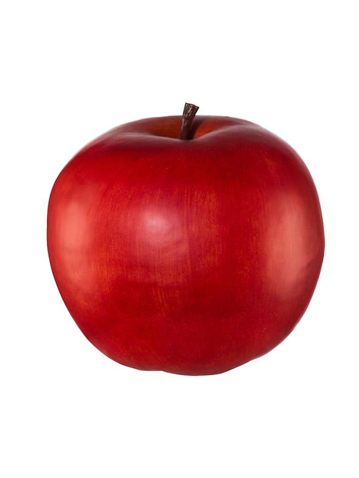 Creativ Deco Dekoobjekt Apfel, Rot