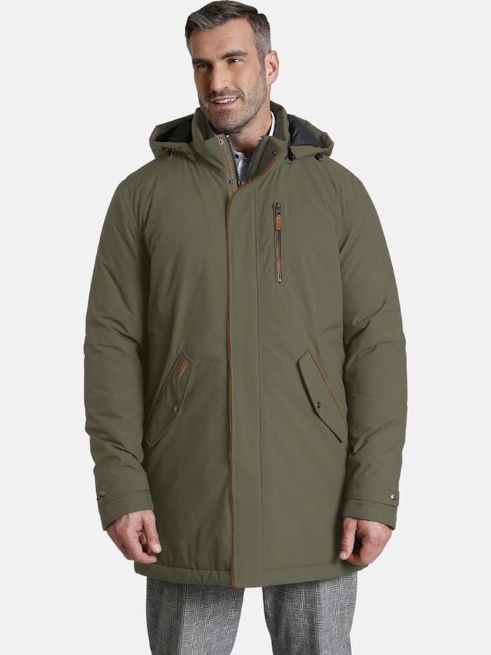 Charles Colby Charles Colby Parka SIR BRETTON, oliv