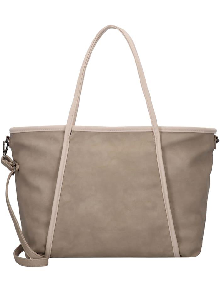 Fritzi aus Preußen Fae Shopper Tasche 40 cm, soft stone