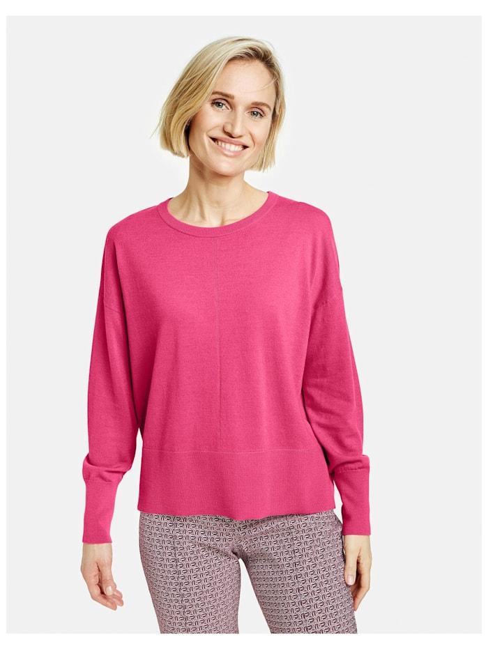 Pullover organic wool
