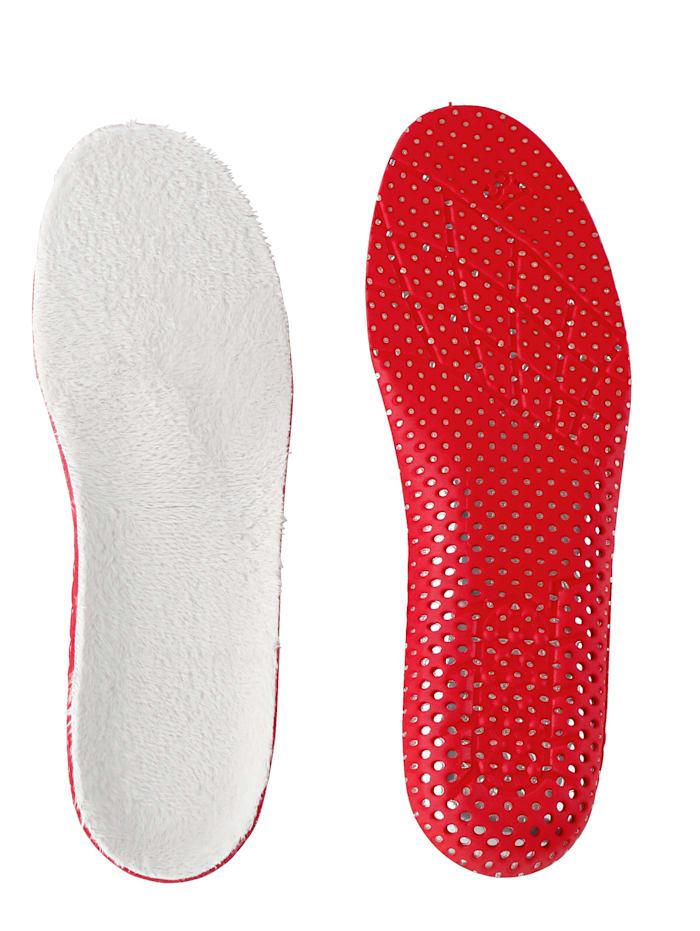 Bama Wärmendes Fußbett, Weiß