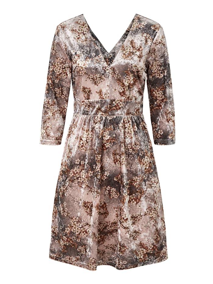 SIENNA Kleid, Creme-Weiß