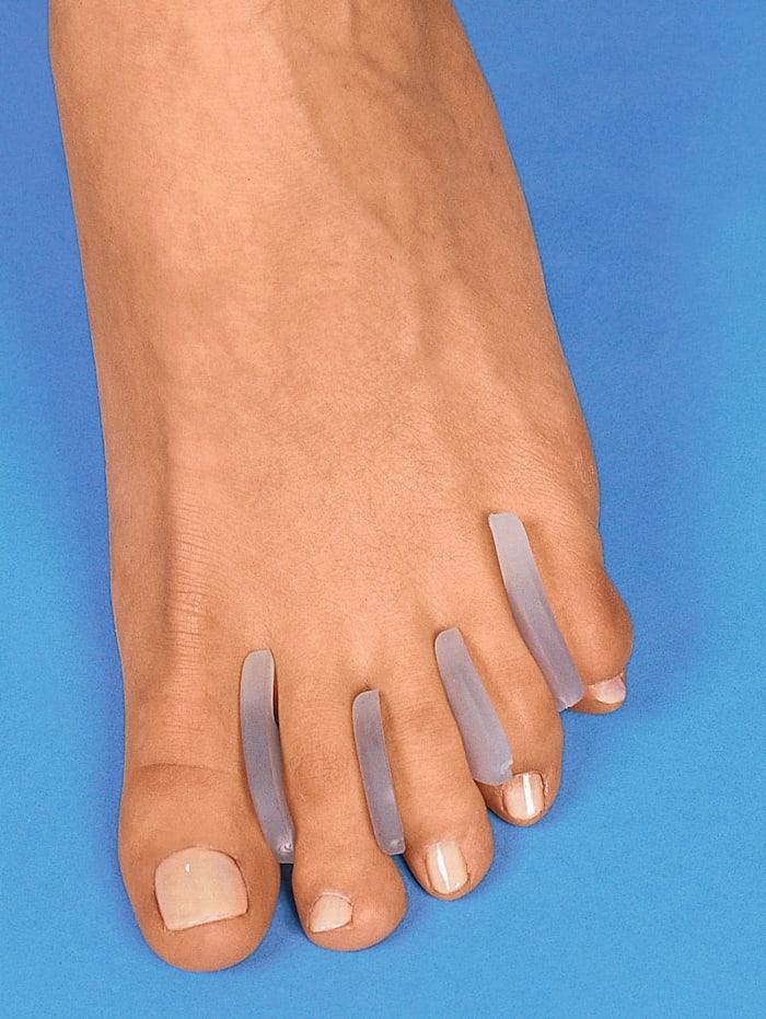 MedoVital Siliconen tenenspreiders 16 stuks, kleurloos