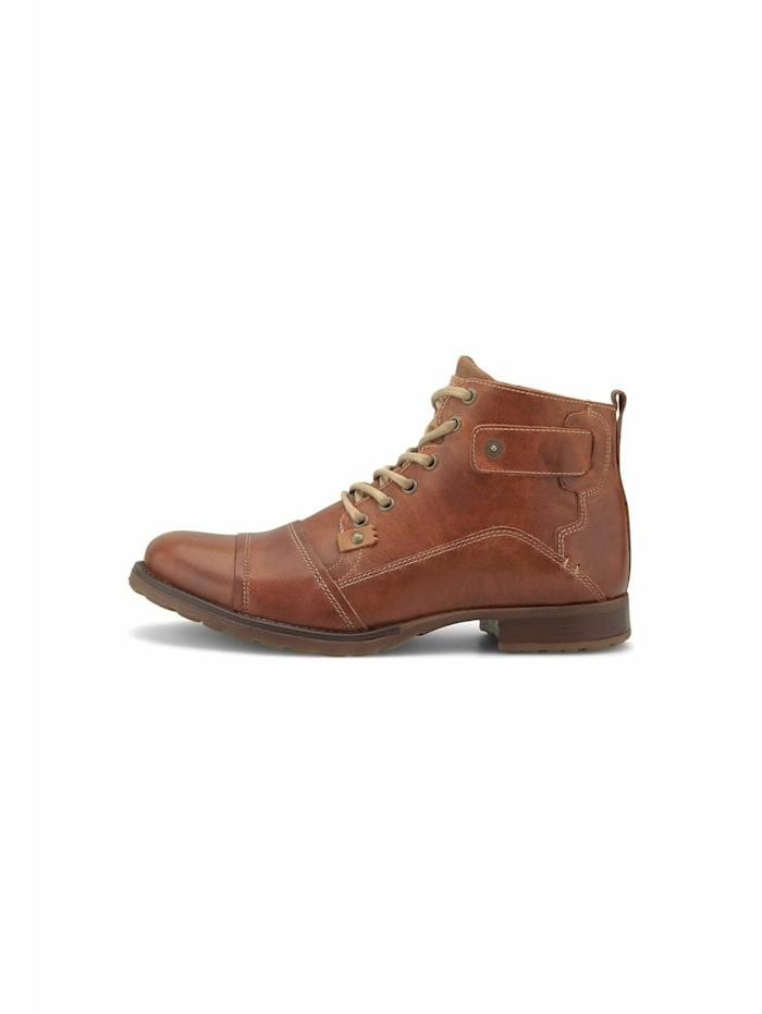 Schnürstiefeletten Schnür-Boots
