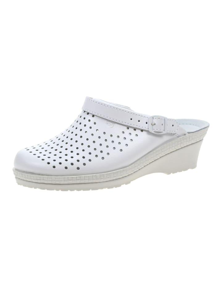 Rohde Pantolette, weiß