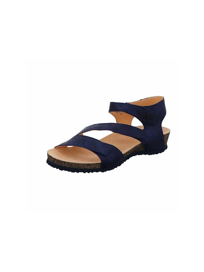 Think! Sandalen/Sandaletten, blau