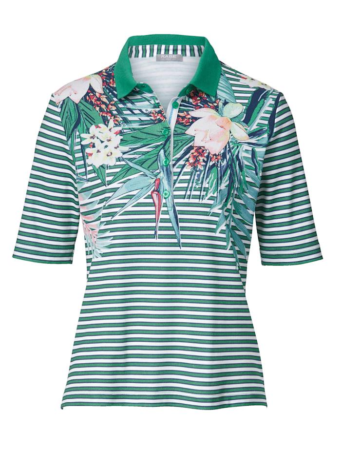 Kauluksellinen T-paita